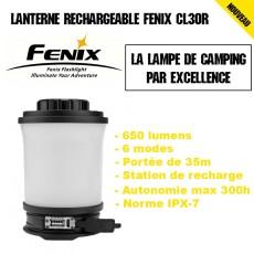 lanterne fenix CL30R